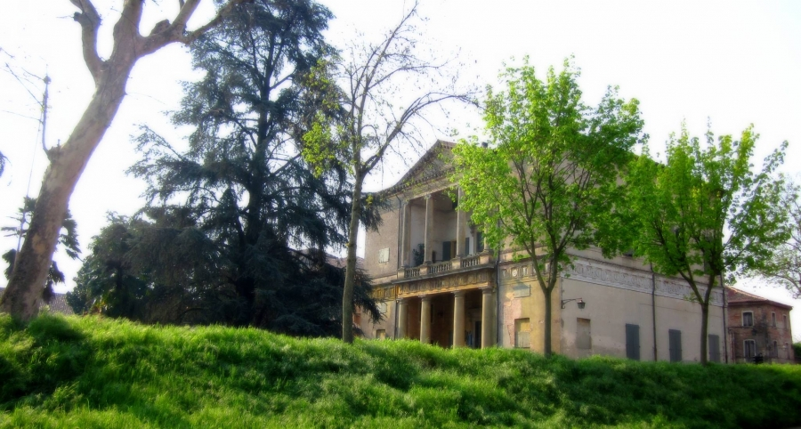 SOLD OUT: Aperitivo in Villa - Visita guidata a Villa Pisani di Montagnana (PD)