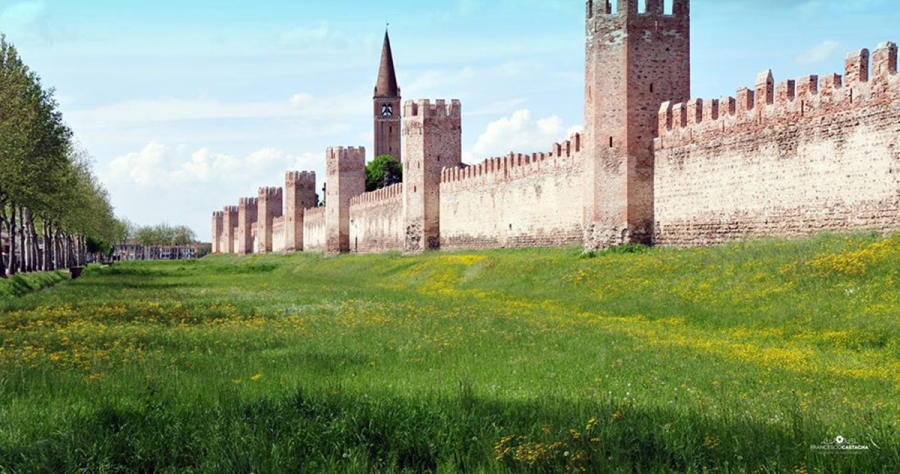 SOLD OUT: Visita guidata di Montagnana (PD) a Pasquetta